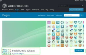 download-social-media-widge