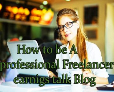 how to be a professional Freelancer