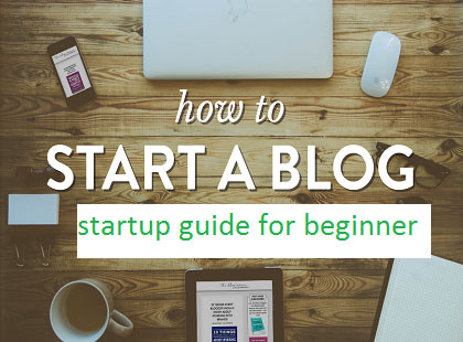 How to start Blogging startup guide for beginner | Blogging Tips And tricks