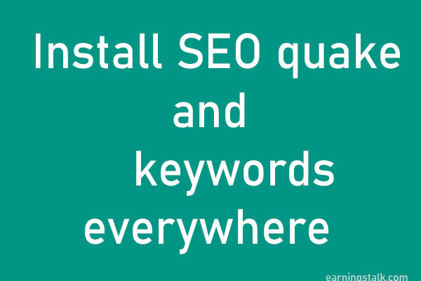 install-SEO-quake-and-keywords-everywhere