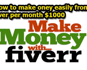 make-money-from-fiverr-easily