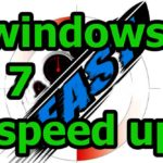 How To fix slow computer speed or freezing  windows 7 Pc ?
