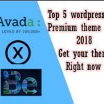 Top 5 Premium  Wordpress Theme 2018 | Premium Wordpress theme download