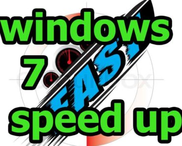 Windows-7-speed-fix
