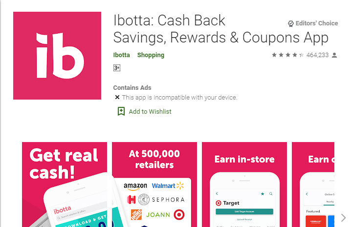 Ibotta-android-apps-make-money