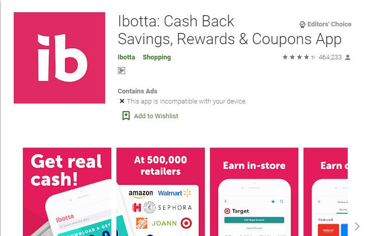Ibotta-android-apps-make-money
