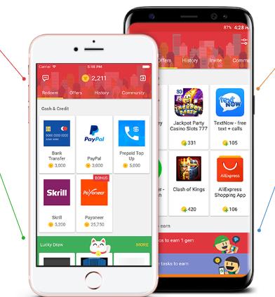 Moocash android app make money online
