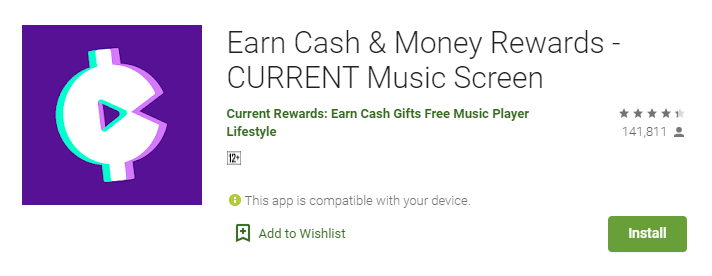 earn cash and money rewards money making android apps
